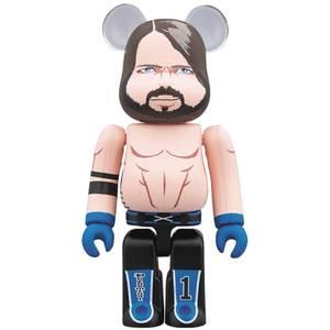 Medicom Last Man Standing AJ Styles Be@rbrick! 100% Figure