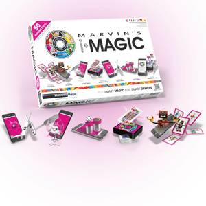 Marvin's Magic iMagic Box of Tricks Multilingual