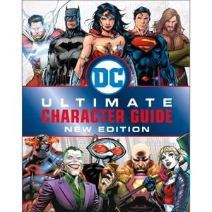 DK Books DC Comics Ultimate Character Guide New Edition Hardback