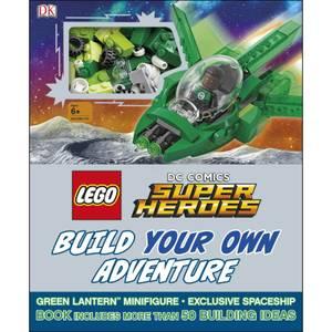 DK Books LEGO DC Comics Super Heroes Build Your Own Adventure Hardback