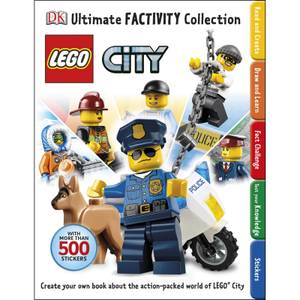 DK Books LEGO City Ultimate Factivity Collection Paperback