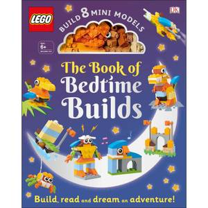DK Books The LEGO Book of Bedtime Builds Hardback