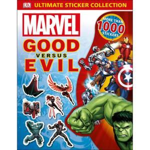 DK Books Marvel Good vs Evil Ultimate Sticker Collection Paperback