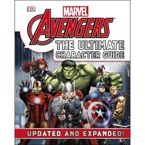 DK Books Marvel The Avengers The Ultimate Character Guide Hardback
