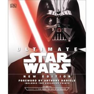 DK Books Ultimate Star Wars New Edition Hardback