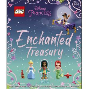 DK Books LEGO Disney Princess Enchanted Treasury Hardback