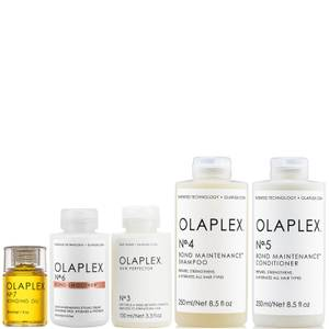 Olaplex No 3, 4, 5, 6 and 7 Bundle