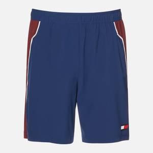 Tommy Sport Men's Colour Block 7 Woven Shorts - Blue Ink