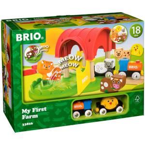 Brio My First Railway Farm