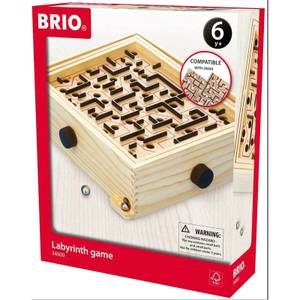Brio Wooden Labyrinth Game