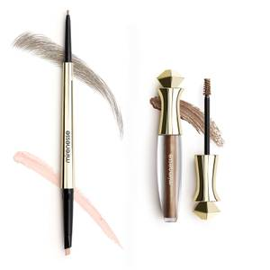 mirenesse All Day Micro Brow Pencil and Shaping Mascara Set - 1 Taupe