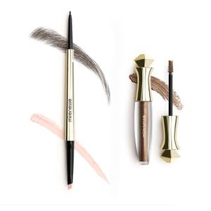 mirenesse All Day Micro Brow Pencil and Shaping Mascara Set - 3 Cappuccino