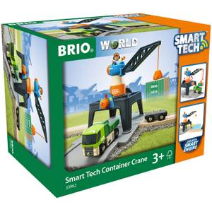 Brio Smart Tech Railway Container Crane
