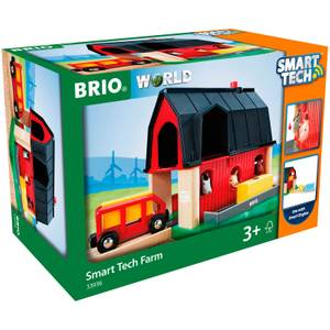 Brio Smart Tech - Railway Farm Barn