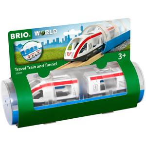 Brio Tunnel & Travel Train