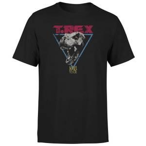 Jurassic Park TREX Men's T-Shirt - Black