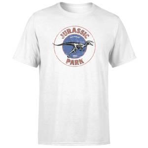 Jurassic Park Jurassic Target Men's T-Shirt - White