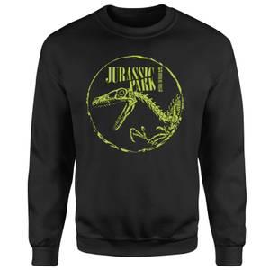 Jurassic Park Skell Sweatshirt - Black