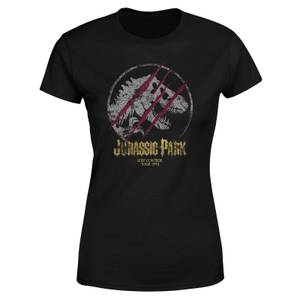 Jurassic Park Lost Control Women's T-Shirt - Black