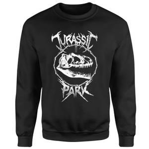 Jurassic Park T-Rex Bones Sweatshirt - Black