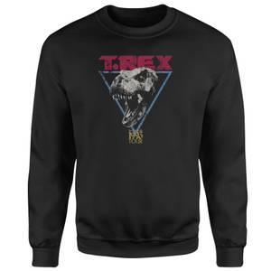 Sweat-shirt Jurassic Park TREX - Noir