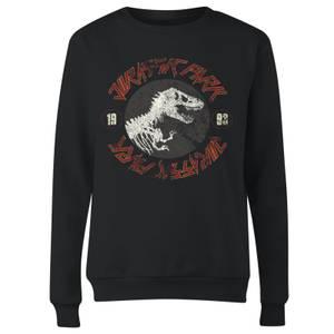 Sweat-shirt Jurassic Park Classic Twist - Noir - Femme