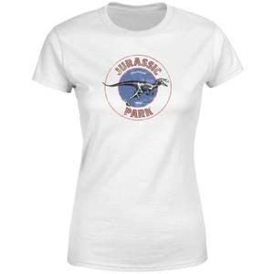 Jurassic Park Jurassic Target Women's T-Shirt - Weiß
