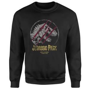 Sweat-shirt Jurassic Park Lost Control - Noir
