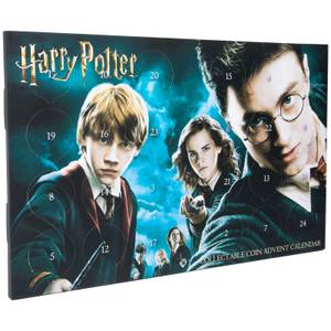 Calendrier de l'Avent 2020 Pièce de Collection Harry Potter - Exclusivité Zavvi