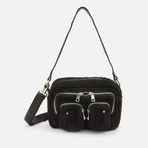 Núnoo Women's Ellie Teddy Cross Body Bag - Black