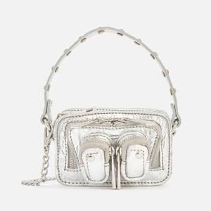 Núnoo Women's Molly Candy Cross Body Bag - Silver