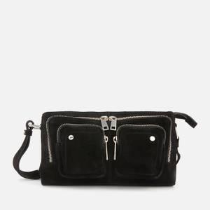 Núnoo Women's Stine New Suede Bag - Black
