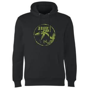 Jurassic Park Skell Hoodie - Black