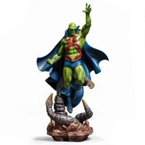 Statuette Martian Manhunter de Ivan Reis à l'échelle 1/10 DC Comics Art Scale 31cm - Iron Studios