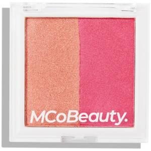 MCoBeauty Highlight & Blush Shimmer Powder - Berry Rush