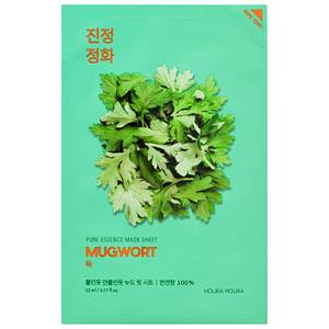 Holika Holika Pure Essence Mask Sheet - Mugwort 23ml