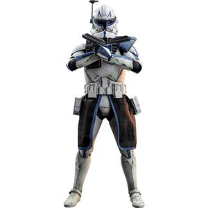 Hot Toys Star Wars The Clone Wars Action Figur 1/6 Captain Rex 30 cm