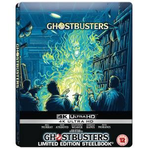 GhostBusters (1984) - Zavvi Exclusive 4K Ultra HD Steelbook