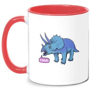 RAWR! It Means I Love You Mug - White/Red