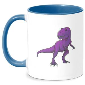 Im A Big Brothersaurus Mug - White/Blue