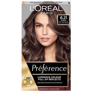 L'Oréal Paris Préférence Infinia Hair Dye (Various Shades)