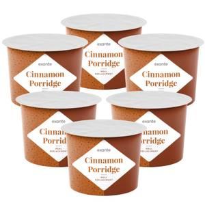 Meal Replacement 6-Pack Cinnamon Porridge Pots