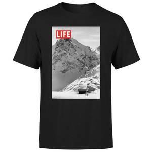 LIFE Magazine Mountains Men's T-Shirt - Black
