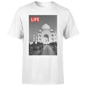 LIFE Magazine Taj Mahal Men's T-Shirt - White