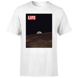 LIFE Magazine Moon Men's T-Shirt - White
