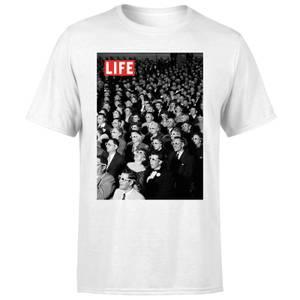 LIFE Magazine Cinematic Men's T-Shirt - White
