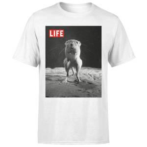 LIFE Magazine Rodent Men's T-Shirt - White
