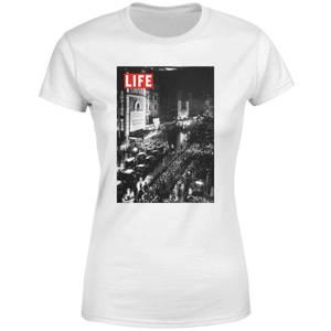 LIFE Magazine City Lights Women's T-Shirt - White
