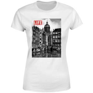 LIFE Magazine City Life Women's T-Shirt - White