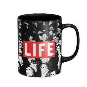 LIFE Magazine Cinematic Mug - Black